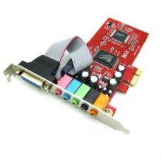PCI-E  Sound 5.1