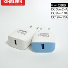 Adapter 2A Kingleen Fast Charger C868