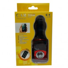 CAR FM WIRELESS - Dual USB - With Remote