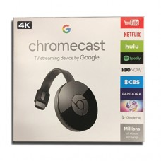 ChromeCast - TV Streaming 4K