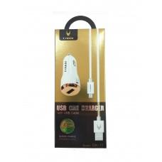 USB Car Charger - 2.4A Dekkin DK-15