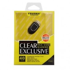 Bluetooth Headset Fineblue FX-6