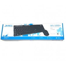 Keyboard & Mouse Wireless 2.4Ghz