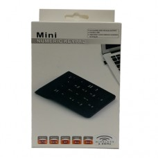 Mini Numeric KeyPad - Wireless